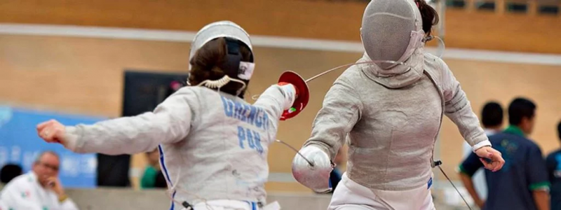 Olympian discovered her love for fencing in Davis