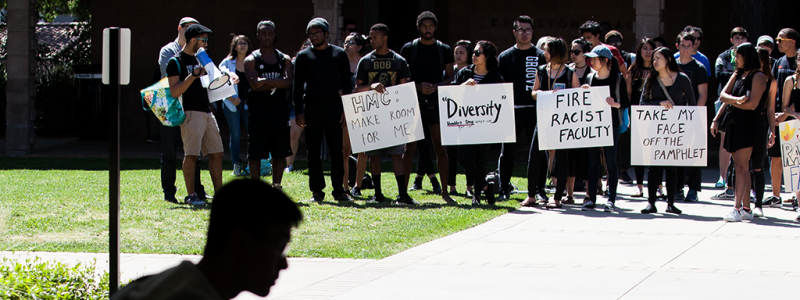 Series of stories: Leaked Harvey Mudd College report